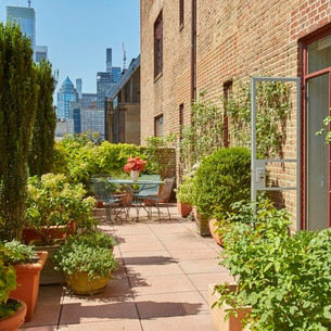 Outdoor space is the new game changer