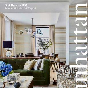 Manhattan residential market gets high marks