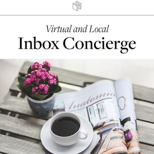 Inbox Concierge: August