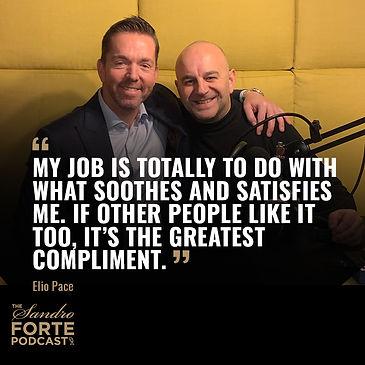 Sandro Forte Elio Pace Podcast