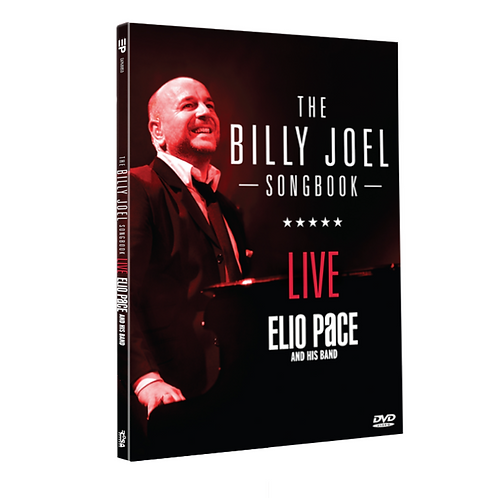 THE BILLY JOEL SONGBOOK LIVE - DVD (2018)