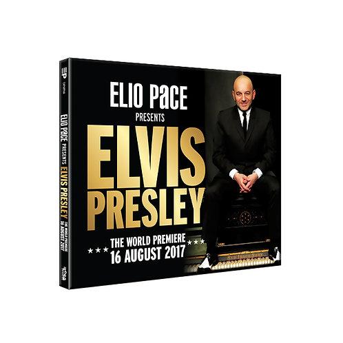 ELIO PACE presents ELVIS PRESLEY Double CD (2019)