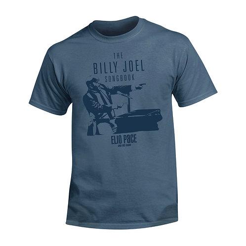 T-Shirt (Men - Blue)