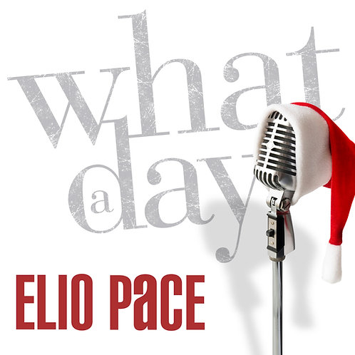 WHAT A DAY - 3-track CD Christmas Single (2006)