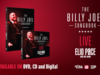 NOW AVAILABLE! The Billy Joel Songbook Live!