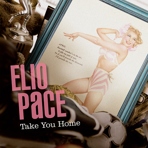 TAKE YOU HOME - CD Single (2009)