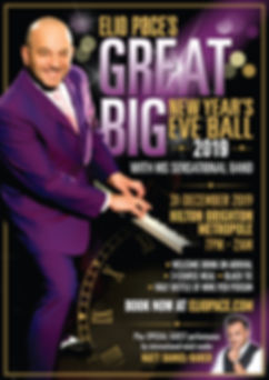 Elio Pace's GREAT BIG New Year's Eve Bal
