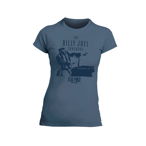 T-Shirt (Ladies - Blue)