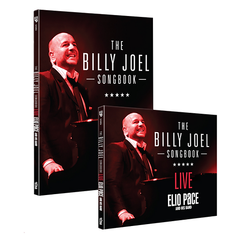 THE BILLY JOEL SONGBOOK LIVE - DVD & Double CD (2018)