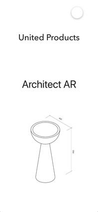 Architect AR - App