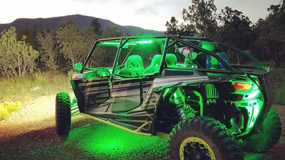 SXS - ATV - Off-Road LED Lighting Kits