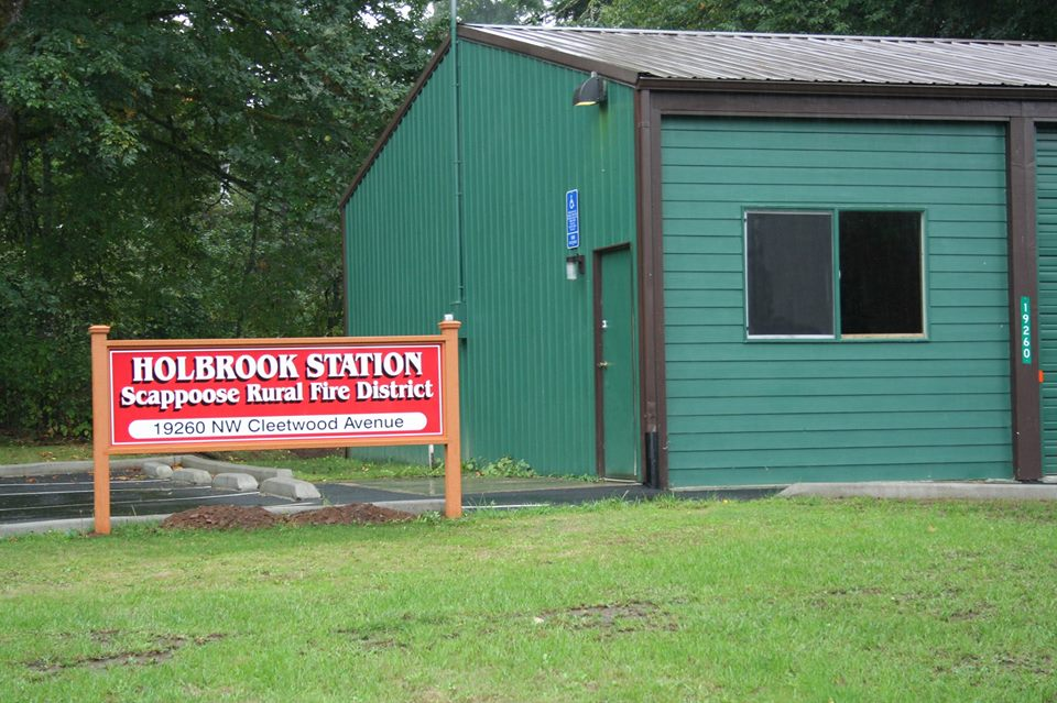 Holbrook Fire Station