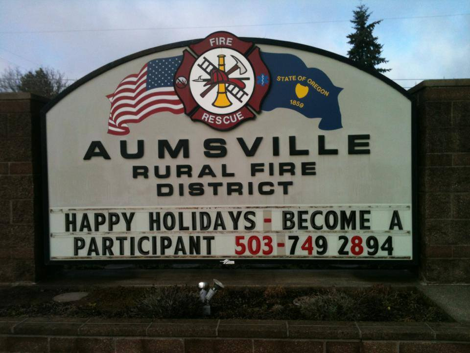 Aumsville Fire District