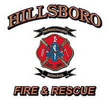 THANK YOU HILLSBORO FIRE!