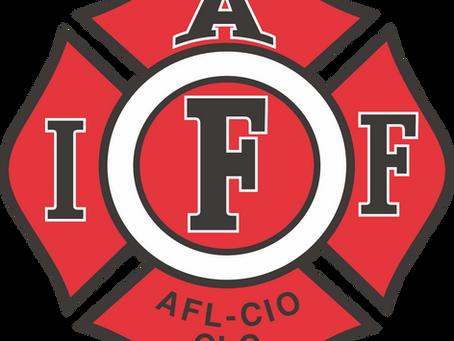 IAFF L1660 Camp Donation
