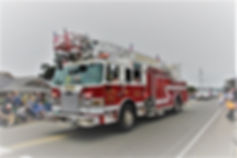 Cannon Beach Fire and Rescue Truck