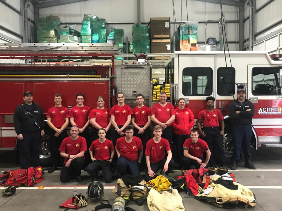 Columbia River Fire and Rescue