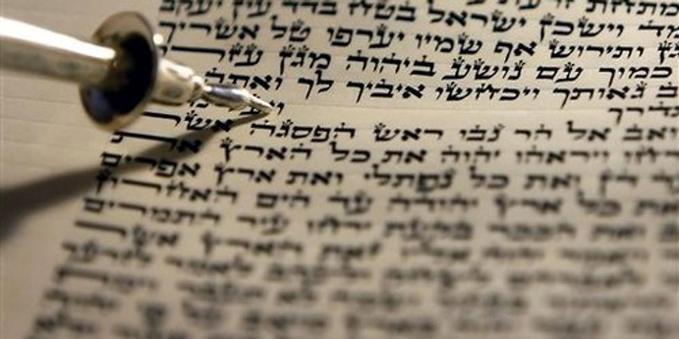 Celebrate Rabbi Ivry's Birthday with a Torah Class Gathering!