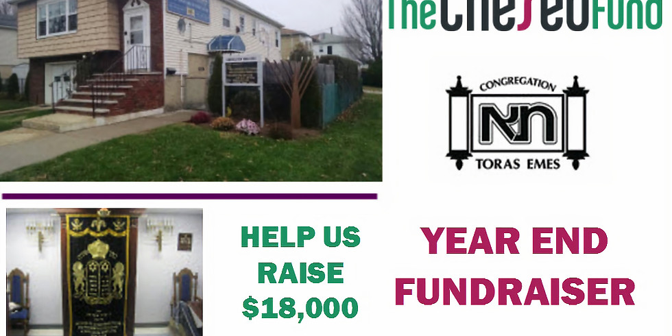 Year End Fundraiser