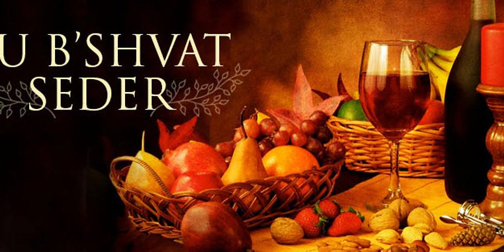 Tu B'Shvat Seder