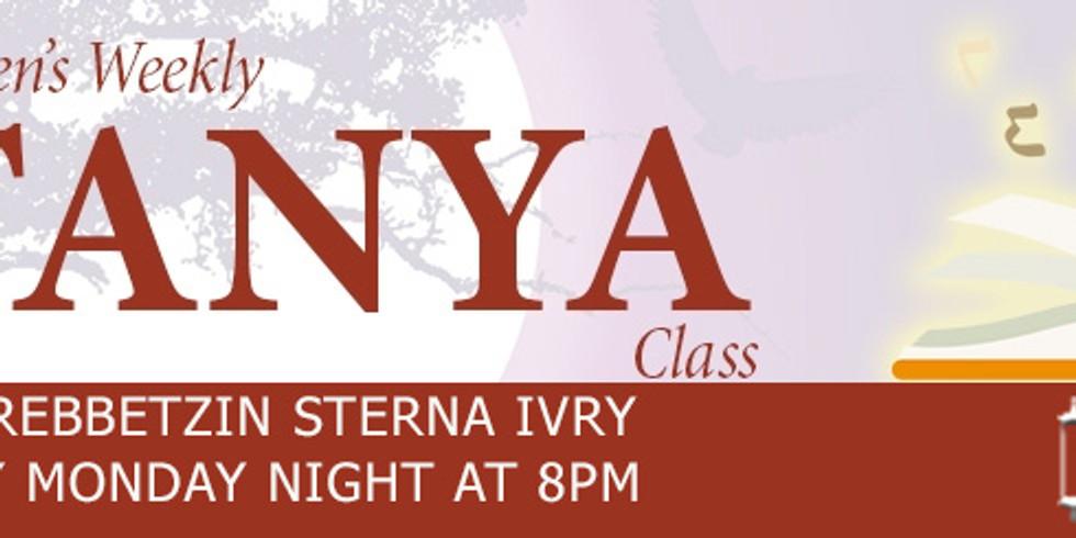 Women's Weekly Tanya Class