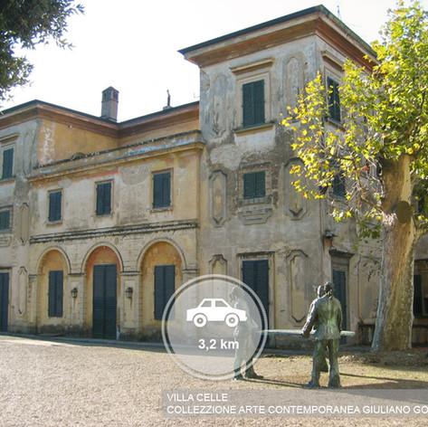 Villa Celle Santomato