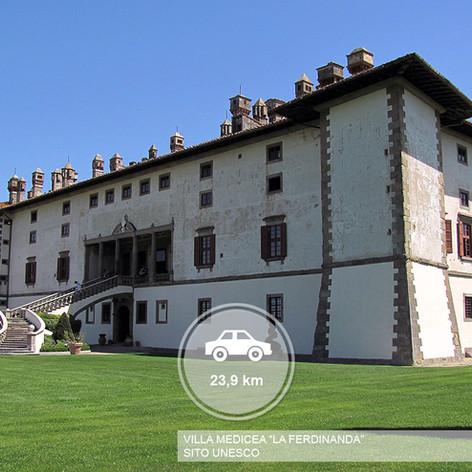 Villa Medicea La Ferdinanda Artimino