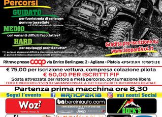 Leopard 4x4 e Il Cochino