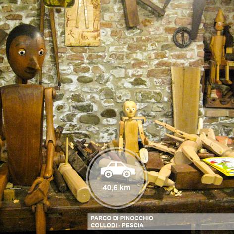 Parco di Pinocchio Collodi