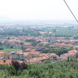 vista da Montale Alto