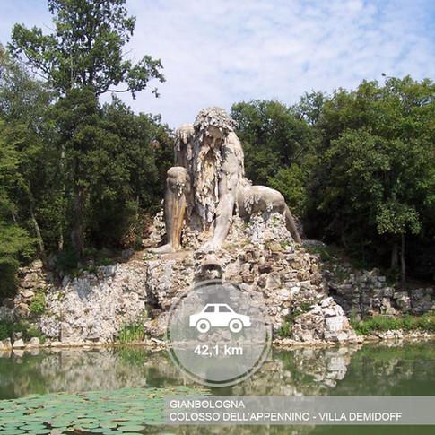 Colosso dell'Appennino - Gianbologna