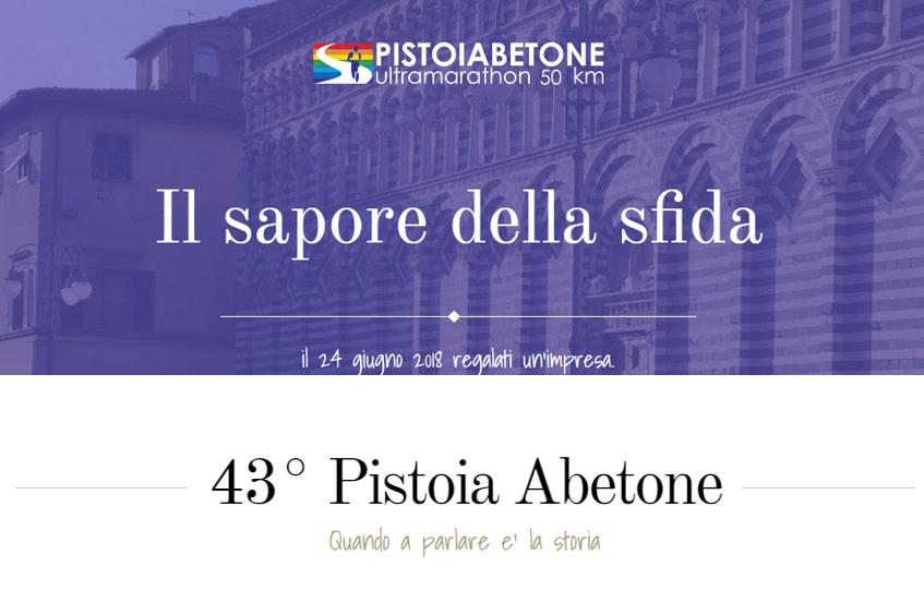 Pistoia Abetone 2018
