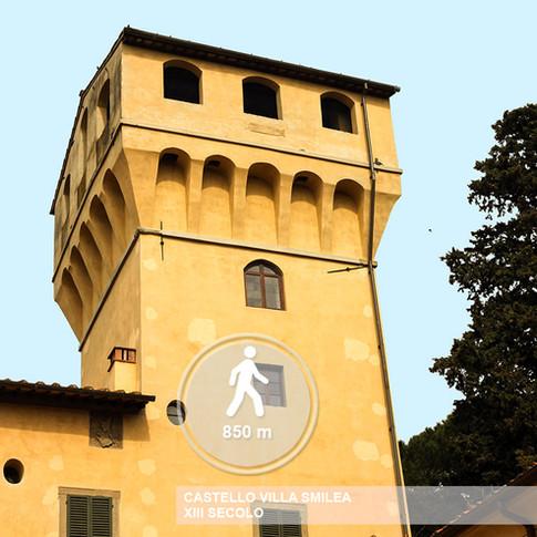 Villa Smilea Montale