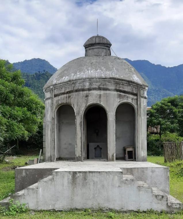 Kaali Maa Temple