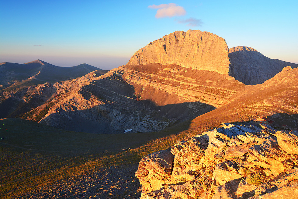 Гора Богов