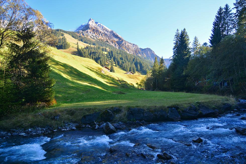 Альпийская классика #1 Адельбоден - Кандерштег.