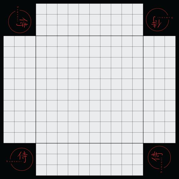 Samurai Game Board