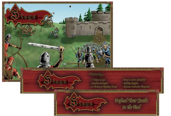 Siege Box Design