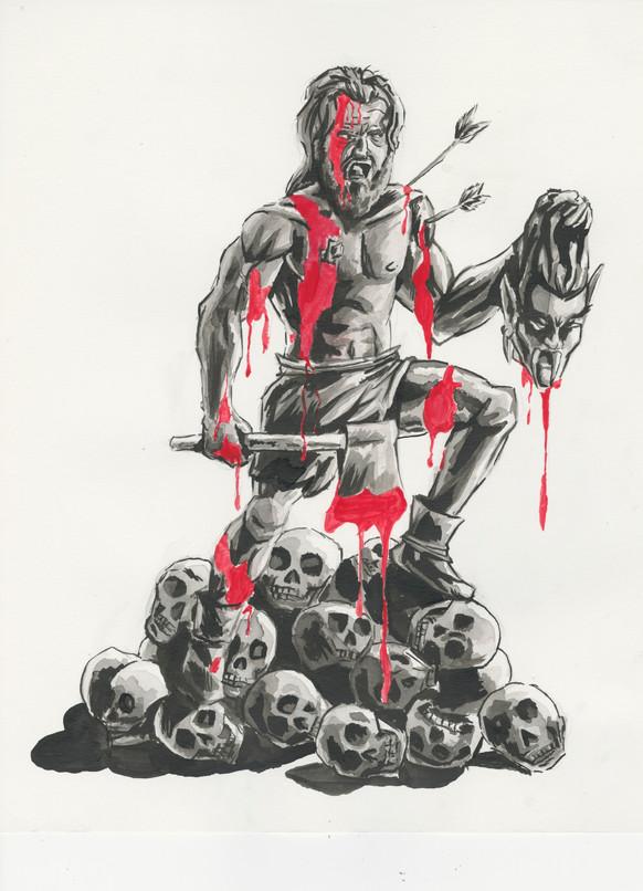 Bloody Viking