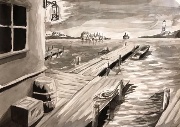 Ink Harbor