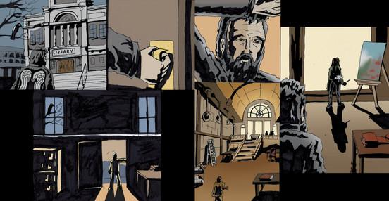 Outcast Comic 3