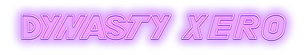 dynasty xero one line logo.png