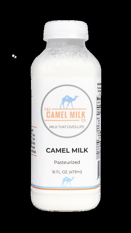 Camel Milk - Pint (16 oz.)