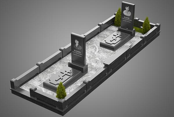 Памятники в Омске комплекс №6