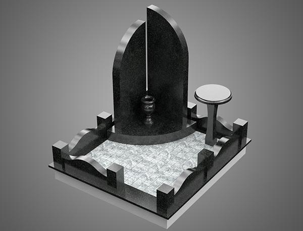 Заказать памятник комплекс№7