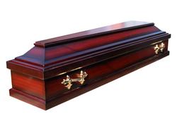 Гроб социальный трапеция