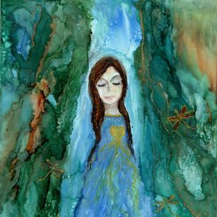 River Goddess