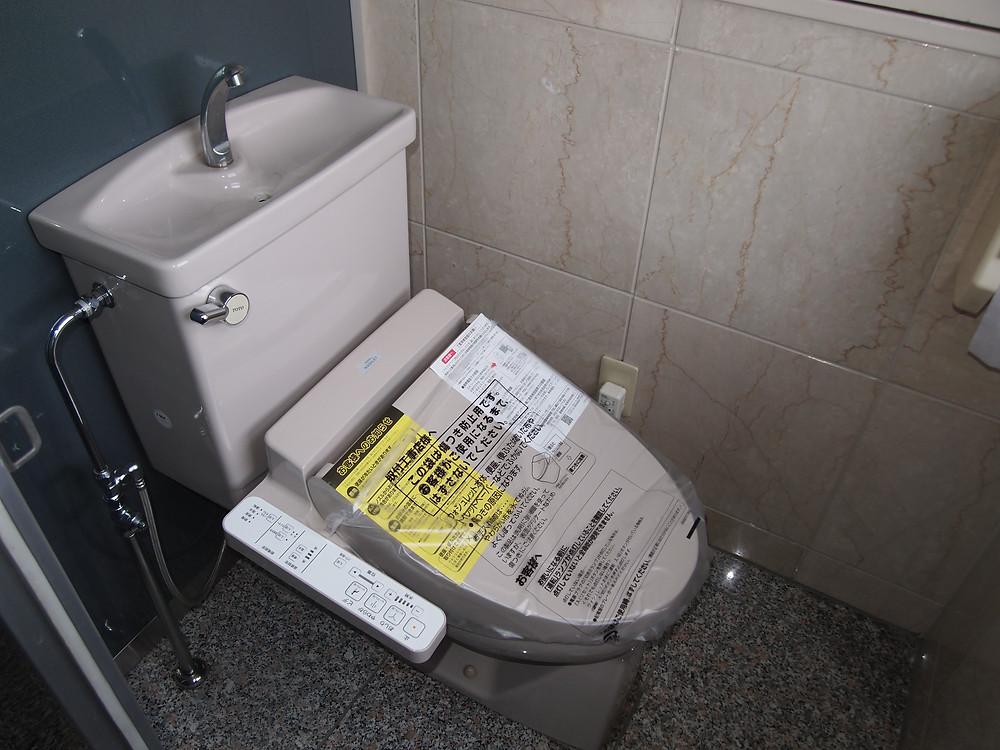 御殿場葬祭 葬儀場トイレ
