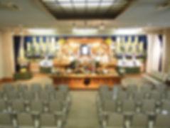 小山葬祭センター 式場