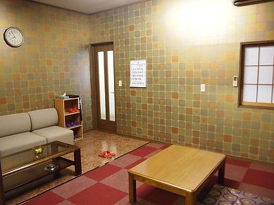 小山葬祭センター 寺院控室